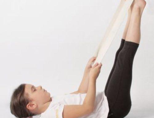 Strečing – sedacie svaly 2